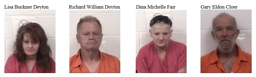 Four drug related arrests made in Lenoir – Caldwell Journal