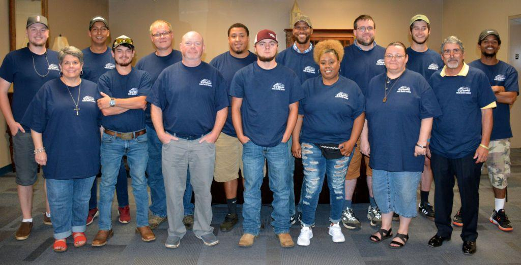 CCC&TI Celebrates Truck Driver Training Program Graduates – Caldwell